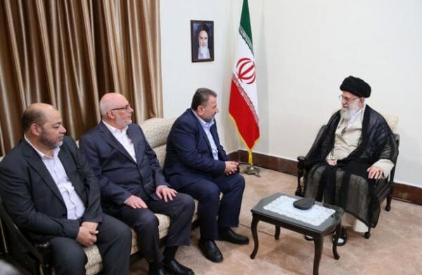 دیدار مقامات حماس و رهبر انقلاب,اخبار سیاسی,خبرهای سیاسی,سیاست خارجی