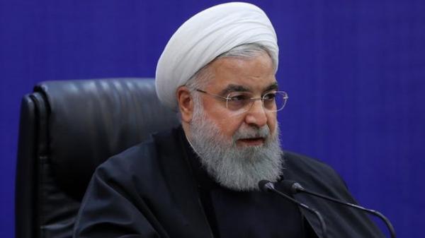 روحانی: پروژههای بزرگی در پدافند هوایی افتتاح میکنیم/ دشمن از تحریمها پشیمان میشود