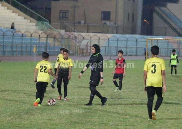 حضور داوران زن در فوتبال پسران,اخبار فوتبال,خبرهای فوتبال,لیگ برتر و جام حذفی