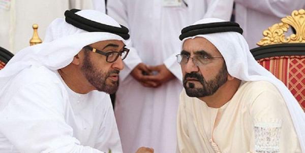 جلسه سری رهبران امارات درباره ایران