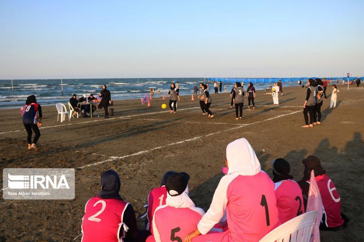تصاویر مسابقات ساحلی داژبال بانوان گیلان,عکس های مسابقات ساحلی داژبال بانوان گیلان,تصاویر مسابقات ساحلی بانوان در گیلان