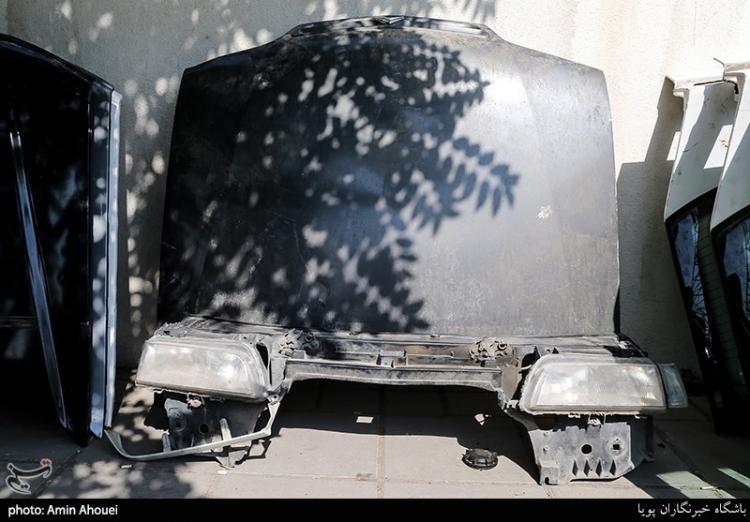 تصاویر انهدام و دستگیری باند سارقین خودرو شمال پایتخت,عکس های دستگیری باند سرقت خودرو در تهران,تصاویر سارقین سرقت خودرو در تهران