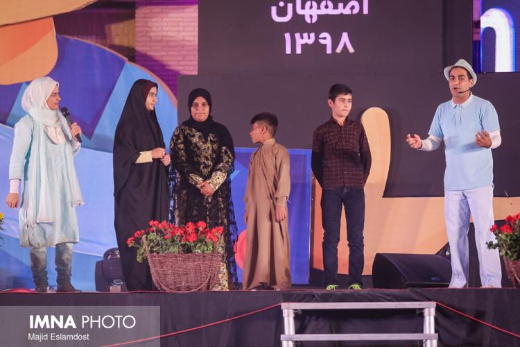 تصاویر سی و دومین جشنواره بین المللی فیلم های کودک و نوجوان,عکس های هنرمندان در جشنواره بین المللی فیلم های کودک و نوجوان,تصاویر پوران درخشنده در جشنواره بین المللی فیلم های کودک و نوجوان