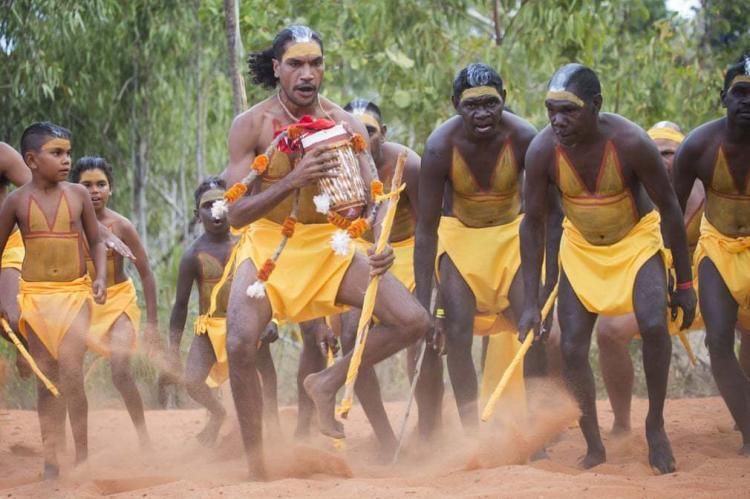 تصاویر جشنواره فرهنگ سنتی Garma,عکس های دیدنی از فرهنگ استرالیا,تصاویر آداب و رسوم در استرالیا