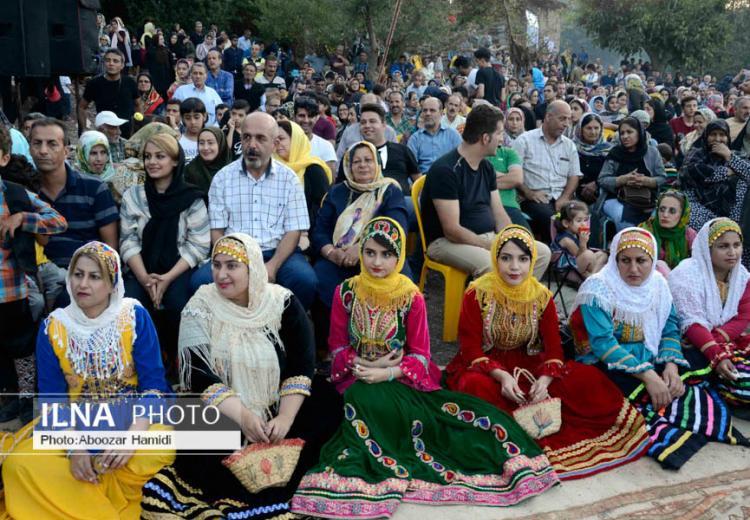 تصاویر جشن آیینی نوروزبل,عکس های جشن آیینی نوروزبل,تصاویر جشن نوروزبل در گیلان