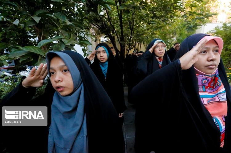 تصاویر مراسم روز ملی اندونزی,عکس های مراسم روز ملی اندونزی,تصاویر اکتاوینو علیمودین