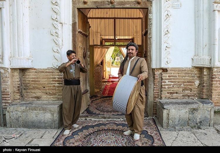 تصاویر جشنواره مد و لباس کردی,عکس های نمایشگاه مد و لباس کردی,تصاویر لباس اسلامی ایرانی