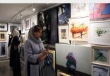 نمایشگاه صد اثر صد هنرمند,اخبار هنرهای تجسمی,خبرهای هنرهای تجسمی,هنرهای تجسمی