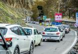 وضعیت ترافیکی کشور,اخبار اجتماعی,خبرهای اجتماعی,وضعیت ترافیک و آب و هوا