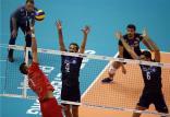 دیدار تیم ملی والیبال ایران و روسیه,اخبار ورزشی,خبرهای ورزشی,والیبال و بسکتبال