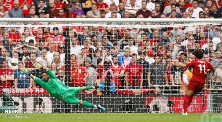 تصاویر دیدار تیم منچسترسیتی و لیورپول,عکس های دیدار تیم منچسترسیتی و لیورپول,تصاویر فینال سوپرجام انگلیس