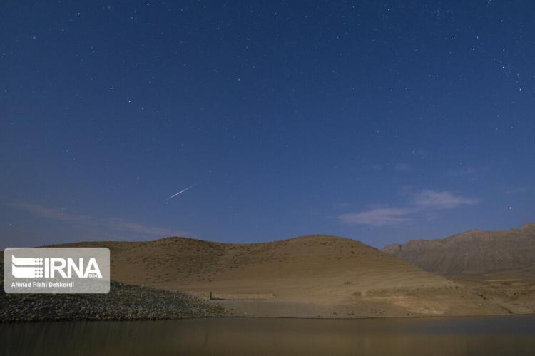 تصاویر بارش شهابی در آسمان چهارمحال و بختیاری,عکس های بارش شهاب در چهارمحال و بختیاری,تصاویر بارش شهاب در چهارمحال و بختیاری
