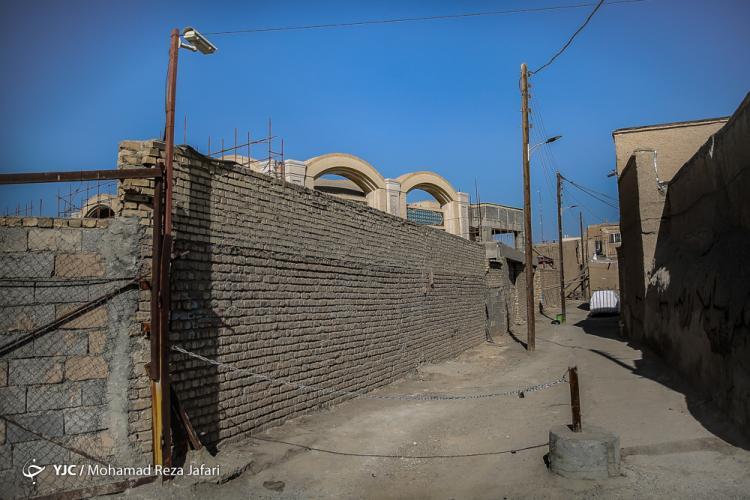 تصاویر میدان نقش جهان,عکس های میدان مرکزی اصفهان,عکس های تخریب حریم نقشجهان