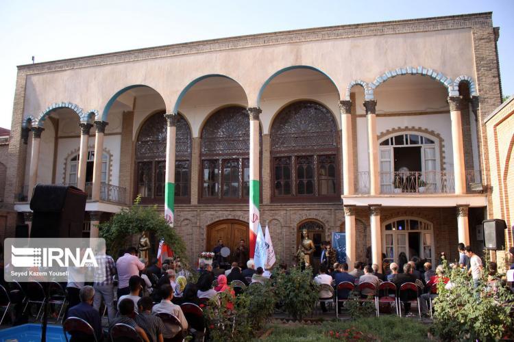 تصاویر مراسم بزرگداشت سالگرد انقلاب مشروطیت ایران,عکس های مراسم بزرگداشت حماسه ملی,تصاویر مراسم در خانه مشروطه تبریز