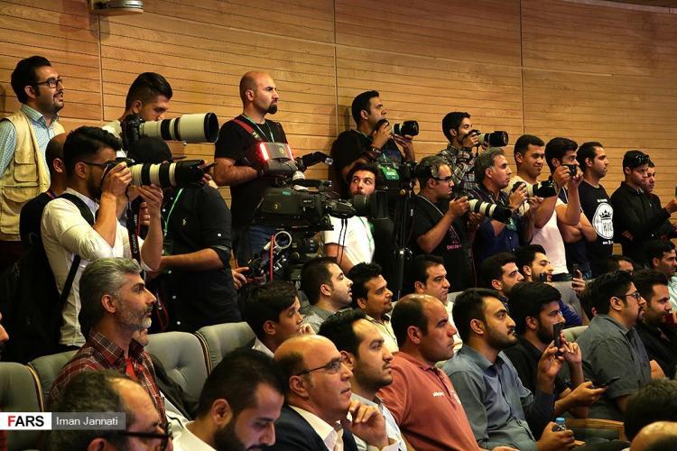 تصاویر مراسم قرعهکشی نوزدهمین دوره لیگ برتر,عکس های چهره های فوتبال ایران,تصاویر قرعهکشی نوزدهمین دوره لیگ برتر
