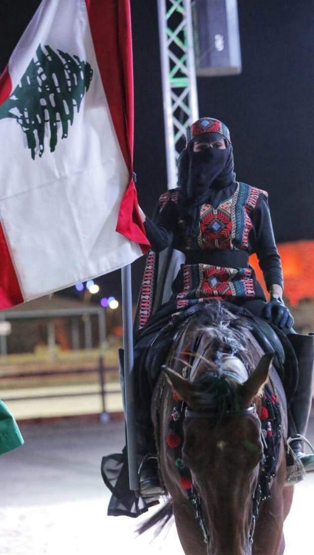تصاویر جشنواره زنان سوارکار عربستانی,عکس های جشنواره زنان سوارکار عربستانی,تصاویر زنان عربستانی