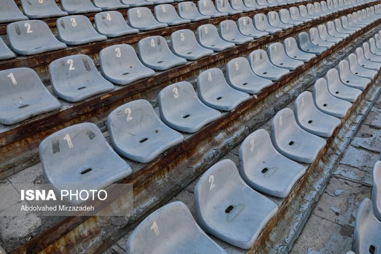تصاویری از آمادهسازی ورزشگاهها برای شروع لیگ برتر فوتبال,عکس های ورزشگاه های کشور برای شروع لیگ نوزدهم,عکس ورزشگاه نقش جهان