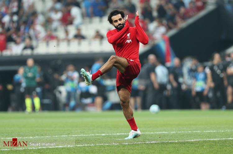 تصاویر دیدار سوپر جام اروپا ۲۰۱۹,عکس های دیدار تیم لیورپول و چلسی,تصاویر ورزشگاه Vodafone Park استانبول