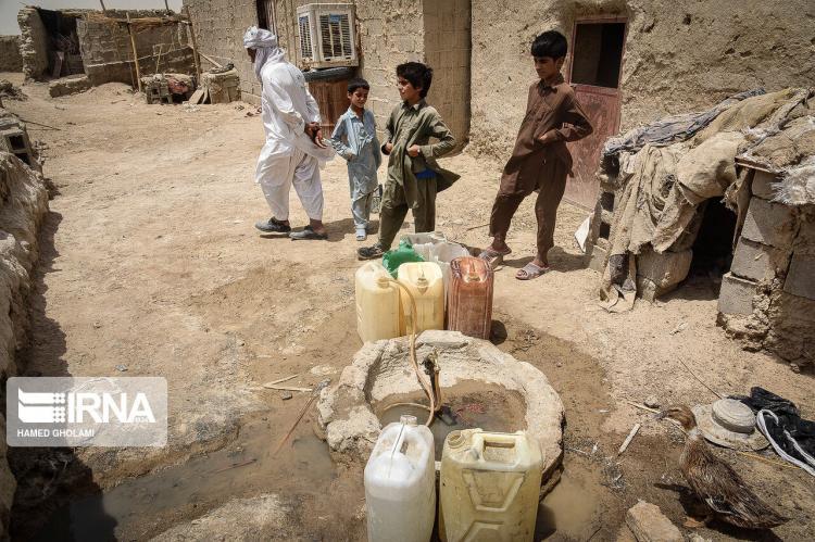 تصاویر بحران کمآبی در هیرمند,عکس های مشکلات مردم هیرمند,تصاویر کم آبی در کشور