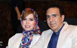 مزدک میرزایی و همسرش,اخبار صدا وسیما,خبرهای صدا وسیما,رادیو و تلویزیون