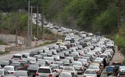 ترافیک در محورهای شمالی کشور,اخبار اجتماعی,خبرهای اجتماعی,وضعیت ترافیک و آب و هوا