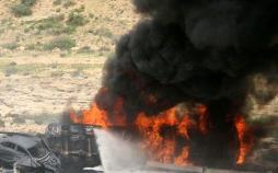 انفجار تانکر سوخت در اوگاندا,اخبار حوادث,خبرهای حوادث,حوادث