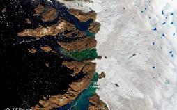 تصاویر وضعیت جوی گرینلند,عکس های گرینلند,تصاویر آب و هوا در گرینلند