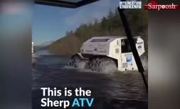 فیلم/ خودروی ATV که به راحتی تعمیر می شود