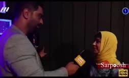 فیلم/ اجرای دیدنی فاطمه عبادی (فینال مسابقه عصرجدید)