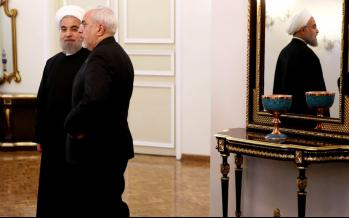 حسن روحانی و محمد جواد ظریف,اخبار انتخابات,خبرهای انتخابات,انتخابات ریاست جمهوری