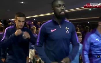 فیلم/ خلاصه دیدار منچسترسیتی 2-2 تاتنهام (لیگ برتر انگلیس)