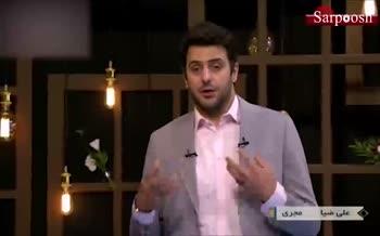 فیلم/ نقد علی ضیا به کیفیت پراید