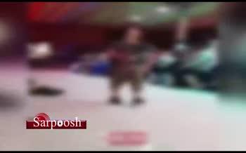 فیلم/ فشنشو کودکان در اصفهان!