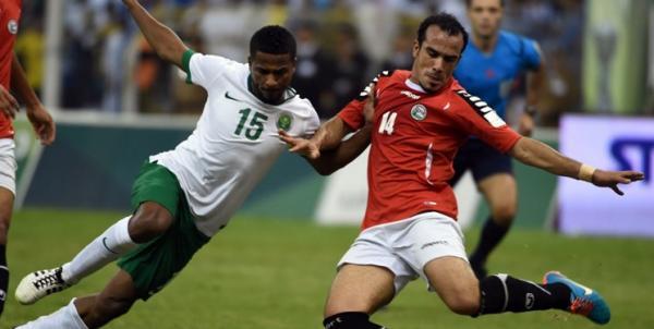 تیم ملی فوتبال یمن تیم ملی عربستان,اخبار فوتبال,خبرهای فوتبال,جام جهانی