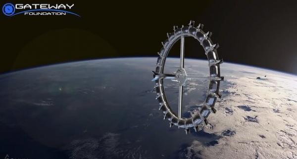 هتل فضایی,اخبار علمی,خبرهای علمی,نجوم و فضا