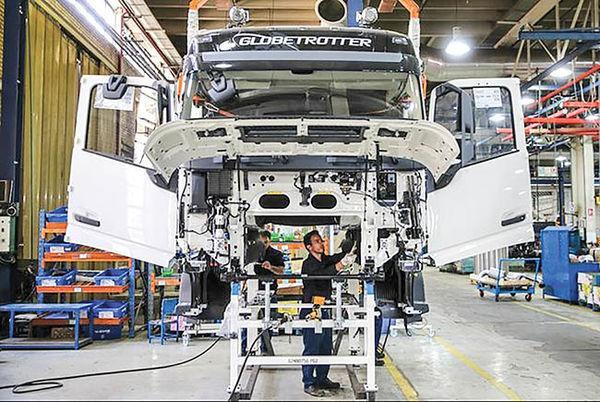 افت سنگین تولید خودروهای تجاری,اخبار خودرو,خبرهای خودرو,بازار خودرو