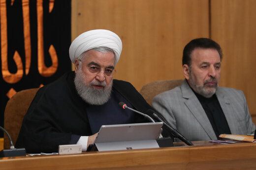 حسن روحانی و محمود واعظی,اخبار سیاسی,خبرهای سیاسی,دولت