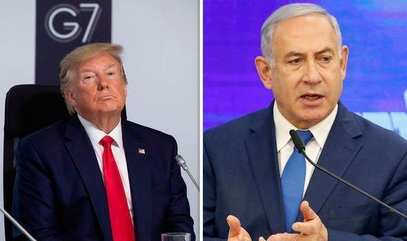 بنیامین نتانیاهو و ترامپ,اخبار سیاسی,خبرهای سیاسی,سیاست خارجی