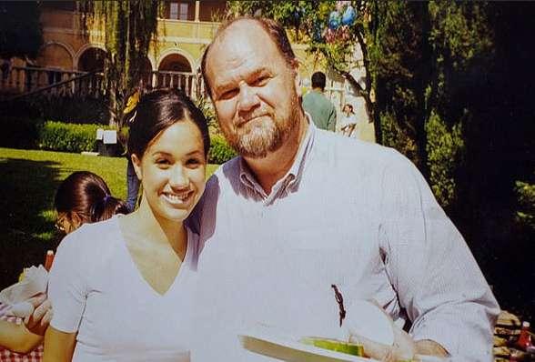 مگان مارکل و پدرش,اخبار سیاسی,خبرهای سیاسی,سیاست