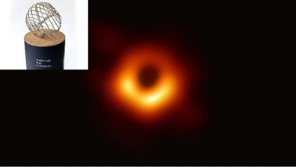 نخستین تصویر از سیاه چاله,اخبار علمی,خبرهای علمی,نجوم و فضا