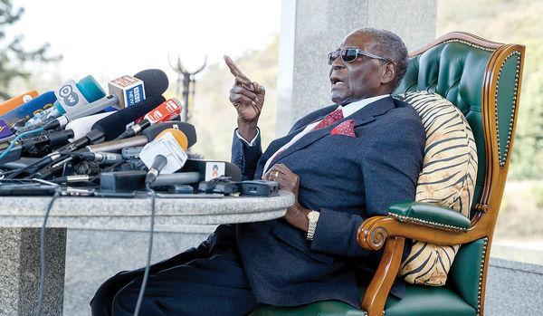 رابرت موگابه,اخبار سیاسی,خبرهای سیاسی,اخبار بین الملل