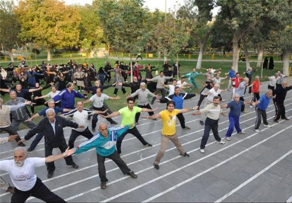 ورزش مردم ایران,اخبار پزشکی,خبرهای پزشکی,بهداشت