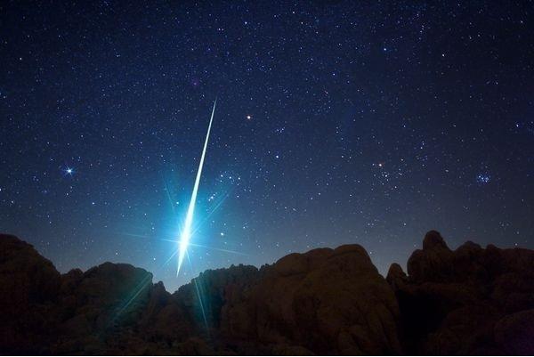 بارش شهابی اپسیلون پرساوشی,اخبار علمی,خبرهای علمی,نجوم و فضا