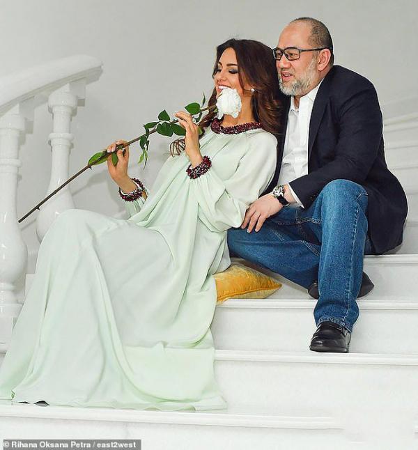 اوکسانا ووئوودینا و شوهرش,اخبار سیاسی,خبرهای سیاسی,سیاست