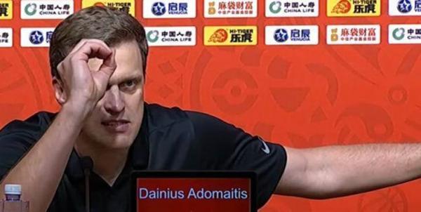 داینیوس آدومایتیس,اخبار ورزشی,خبرهای ورزشی,والیبال و بسکتبال