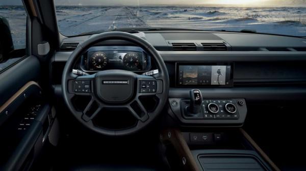خودرو لندرور دیفندر 2020,اخبار خودرو,خبرهای خودرو,مقایسه خودرو