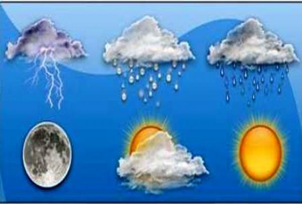 بارش باران در برخی مناطق کشور,اخبار اجتماعی,خبرهای اجتماعی,وضعیت ترافیک و آب و هوا