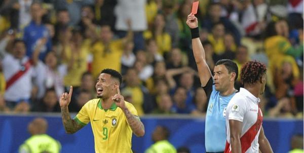 دیدار تیم ملی برزیل و پرو,اخبار فوتبال,خبرهای فوتبال,اخبار فوتبال جهان