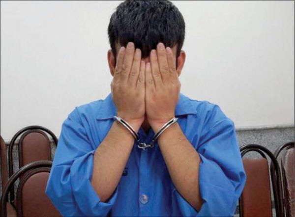 دستگیری جوان موتور سوار,اخبار حوادث,خبرهای حوادث,جرم و جنایت