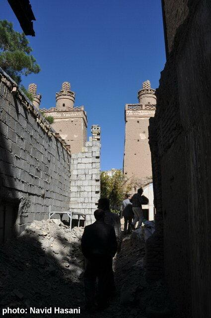 برج کبوترخانه صفا,اخبار فرهنگی,خبرهای فرهنگی,میراث فرهنگی